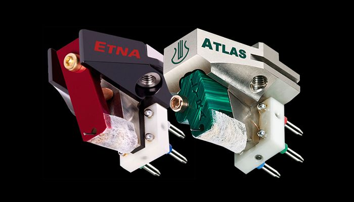 Lyra Atlas and Etna Phono Cartridge